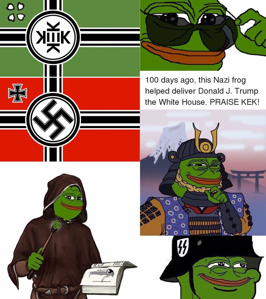 Pepe The Frog - Resisting Hate